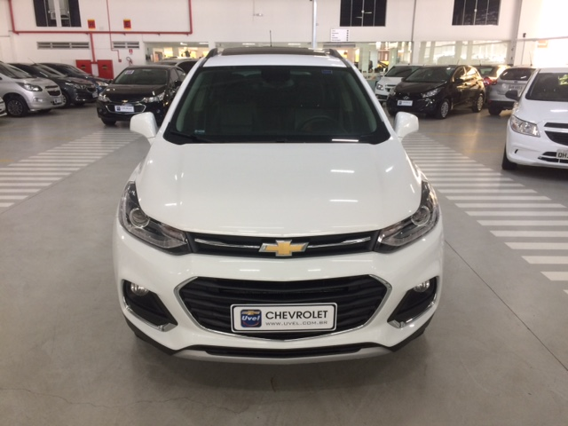 Chevrolet TRACKER LTZ 1.4T 2017