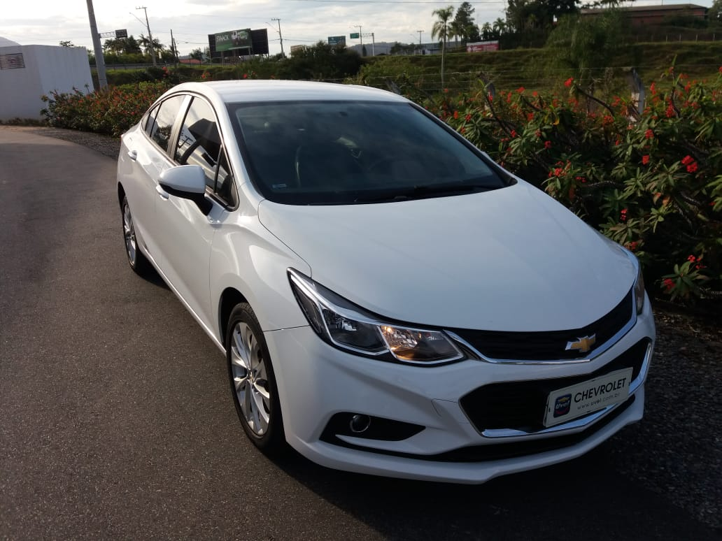 CHEVROLET CRUZE LT 1.4 TURBO 2017