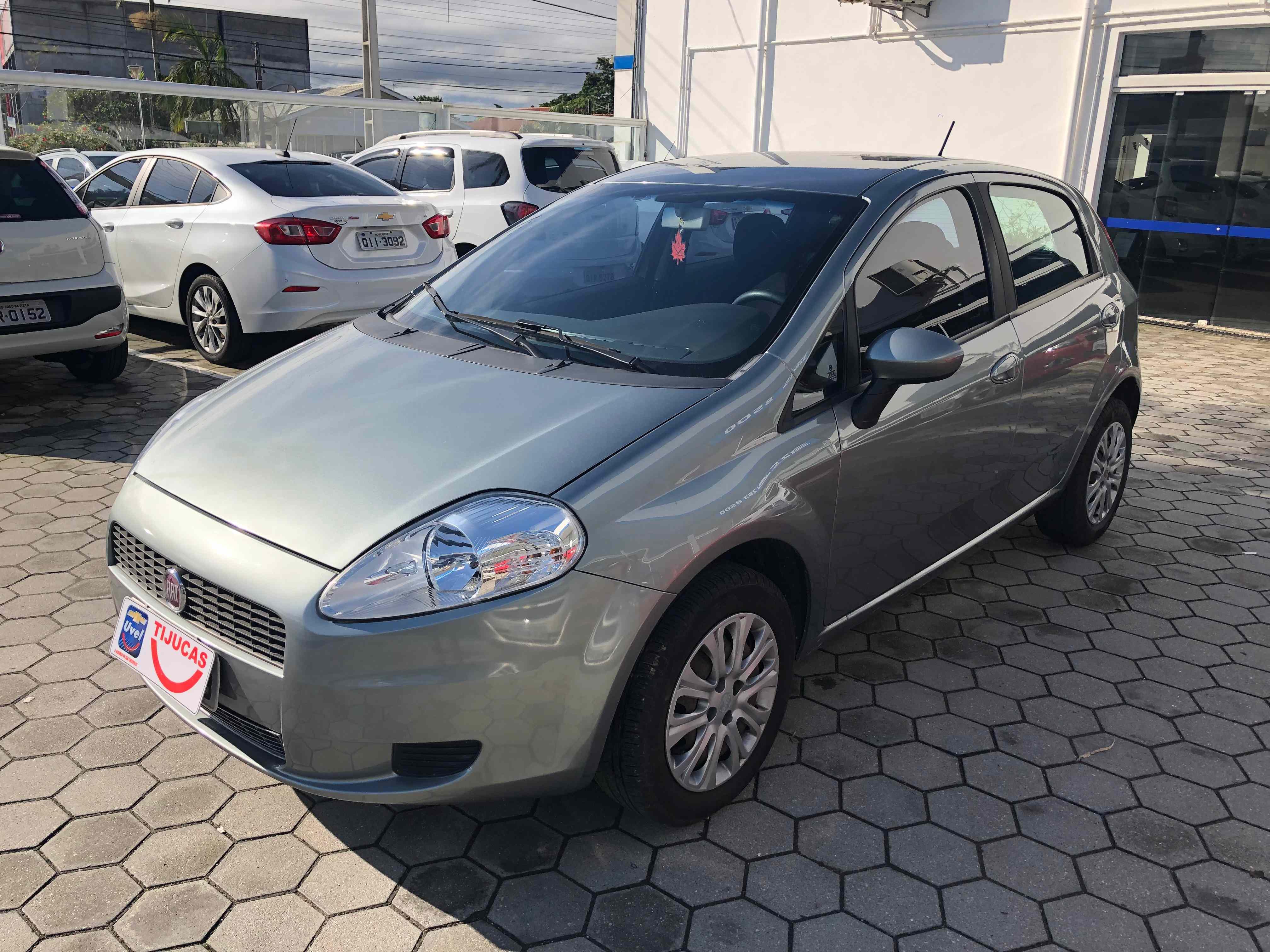 Fiat Punto ATTRACTIV 1.4L 2012
