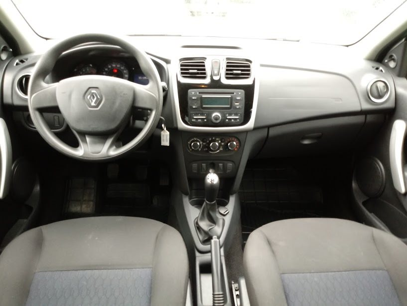 Renault Sandero EXP 1.6L 2017