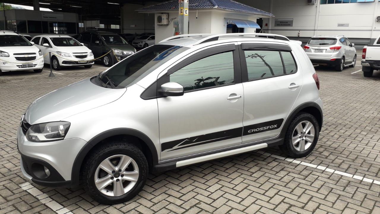VW CROSSFOX GII GII 1.6 2011
