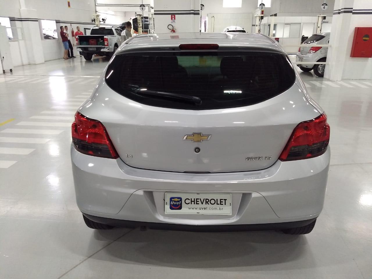 Chevrolet Onix LT 1.4L 2015