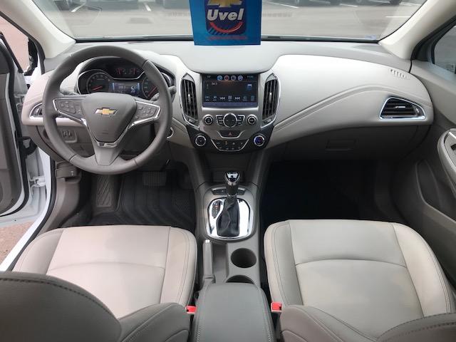 Chevrolet Cruze LTZ2 TURBO 1.4 2017