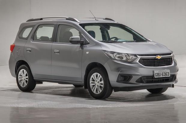 Chevrolet SPIN LT 1.8 2020