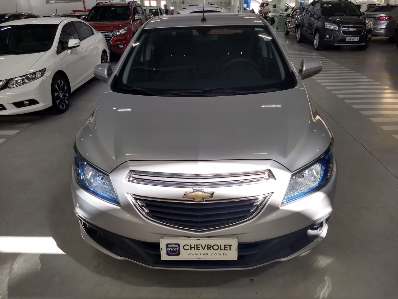 Chevrolet Prisma LT 1.4L 2014