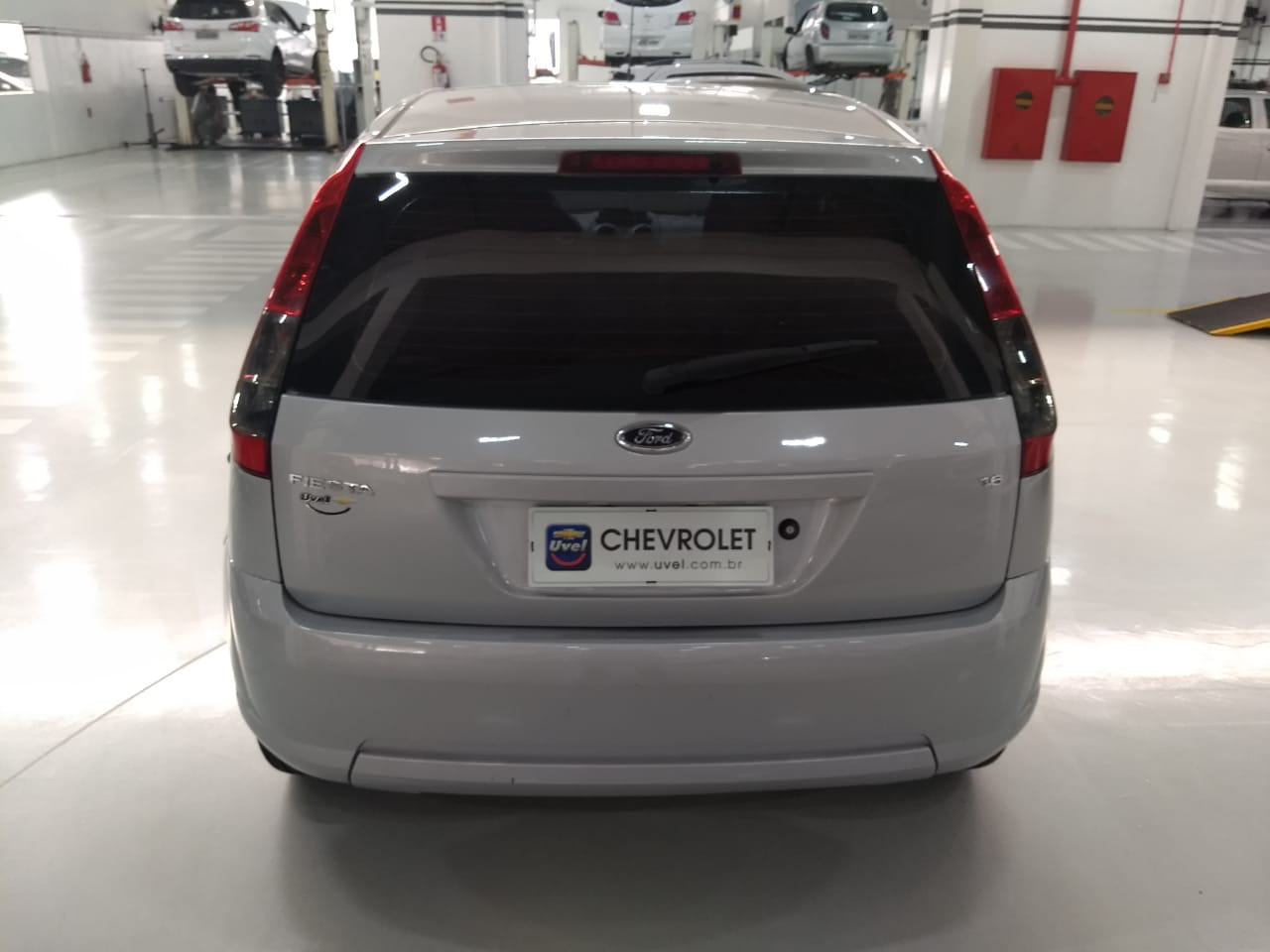 Ford Fiesta HATCH 1.6L 2012