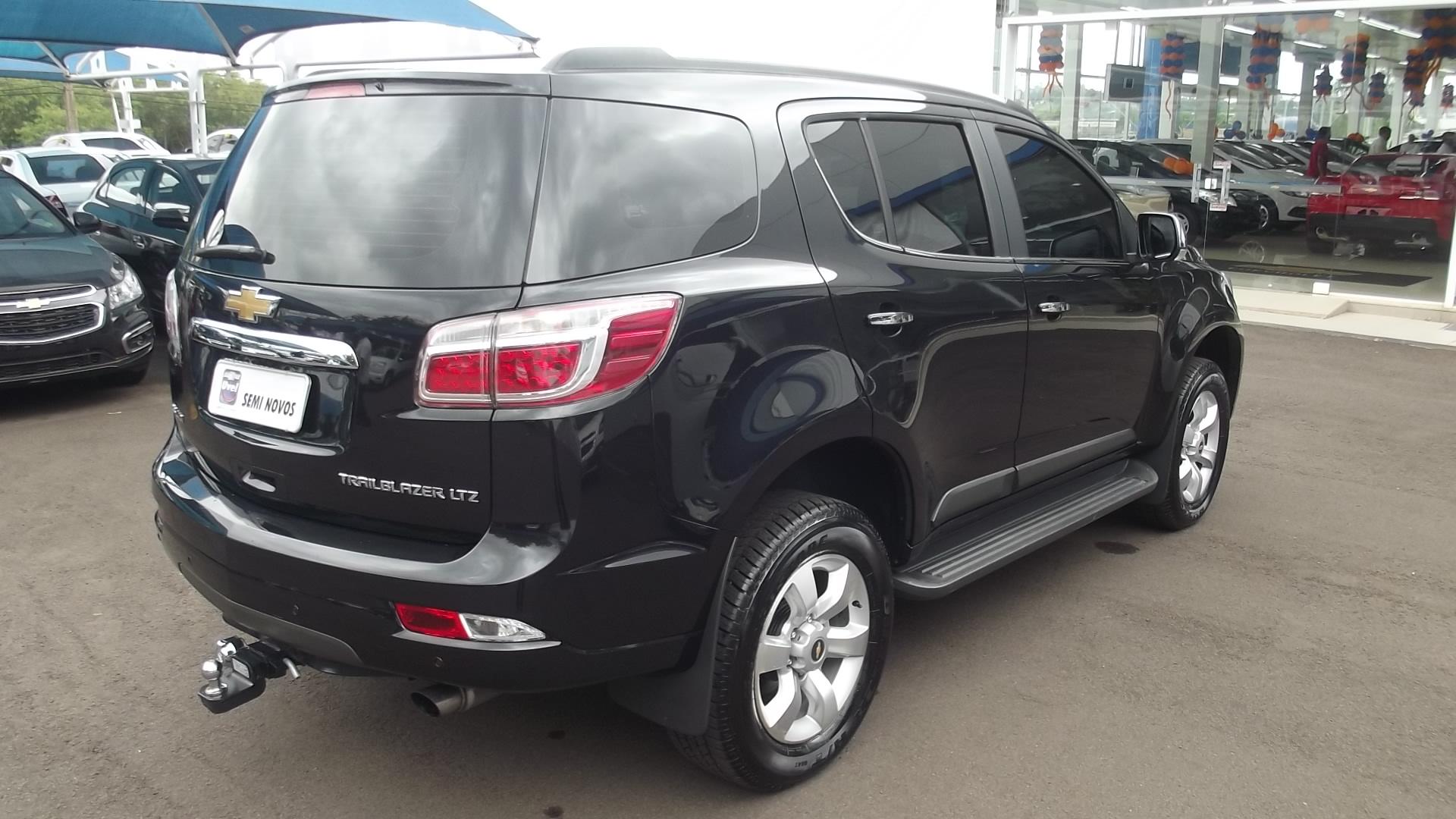 Chevrolet TRAILBLAZER LTZ 2.8 2013