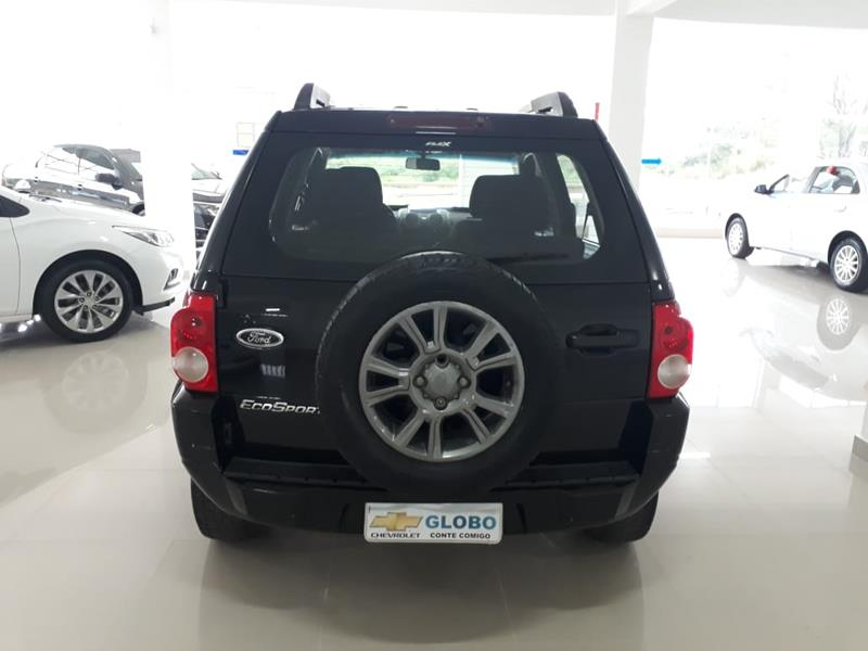 FORD ECOSPORT FREESTYLE 1.6 2010