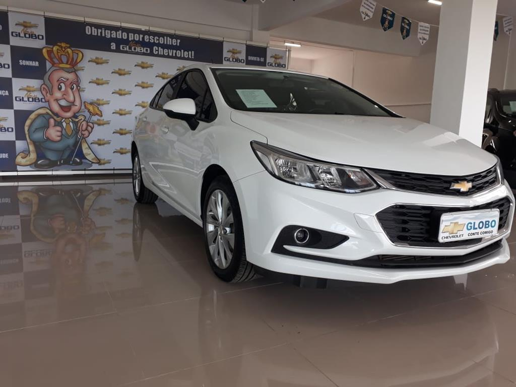 CHEVROLET CRUZE SEDAN TURBO LT 1.4 2017
