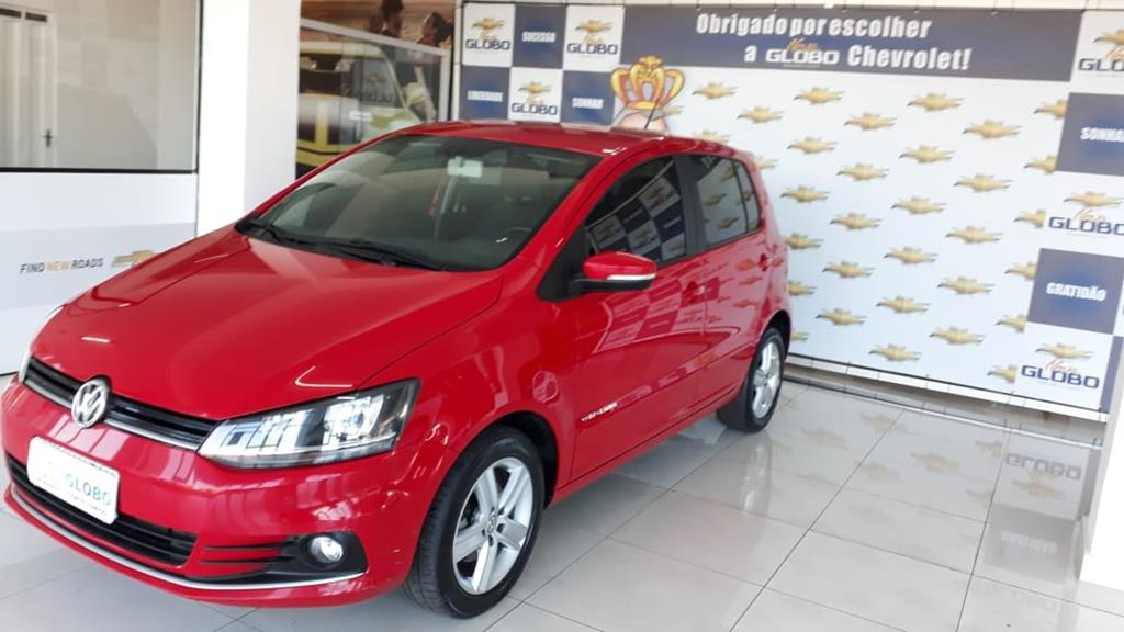 VOLKSWAGEM FOX CONFORTILINE 1.6 2016