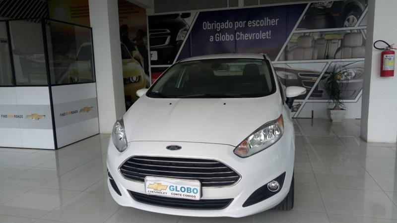 FORD NEW FIESTA SEDAN 1.6 2015