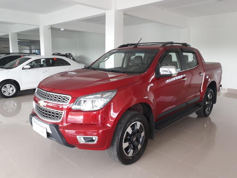 CHEVROLET S10 HIGH COUNTRY 2.8 2015