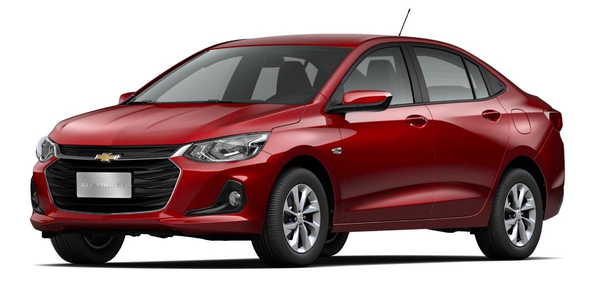 Chevrolet ONIX PLUS LTZ PLUS LTZ 1.0 2020