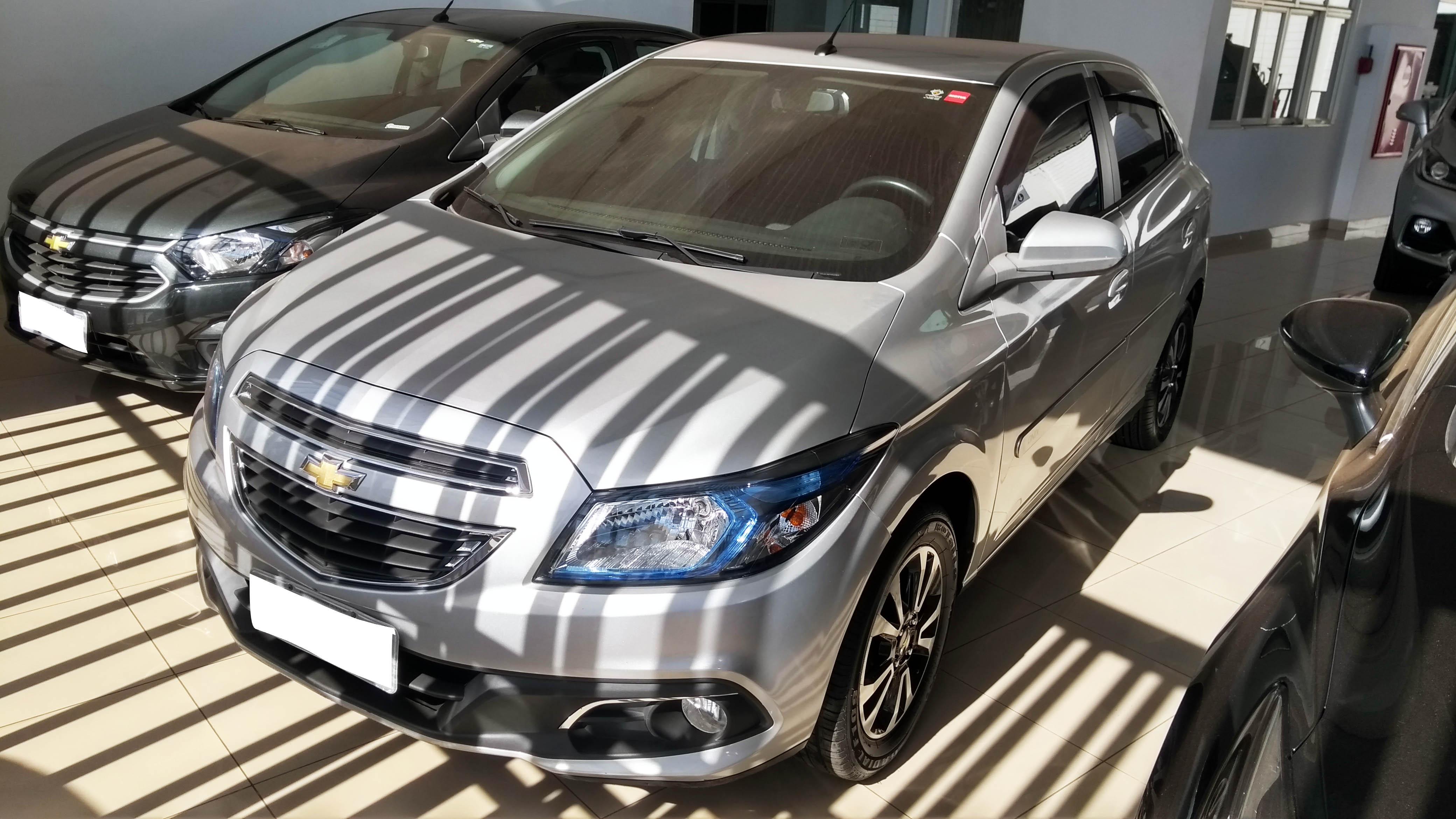 Chevrolet ONIX LTZ LTZ 1.4 2014