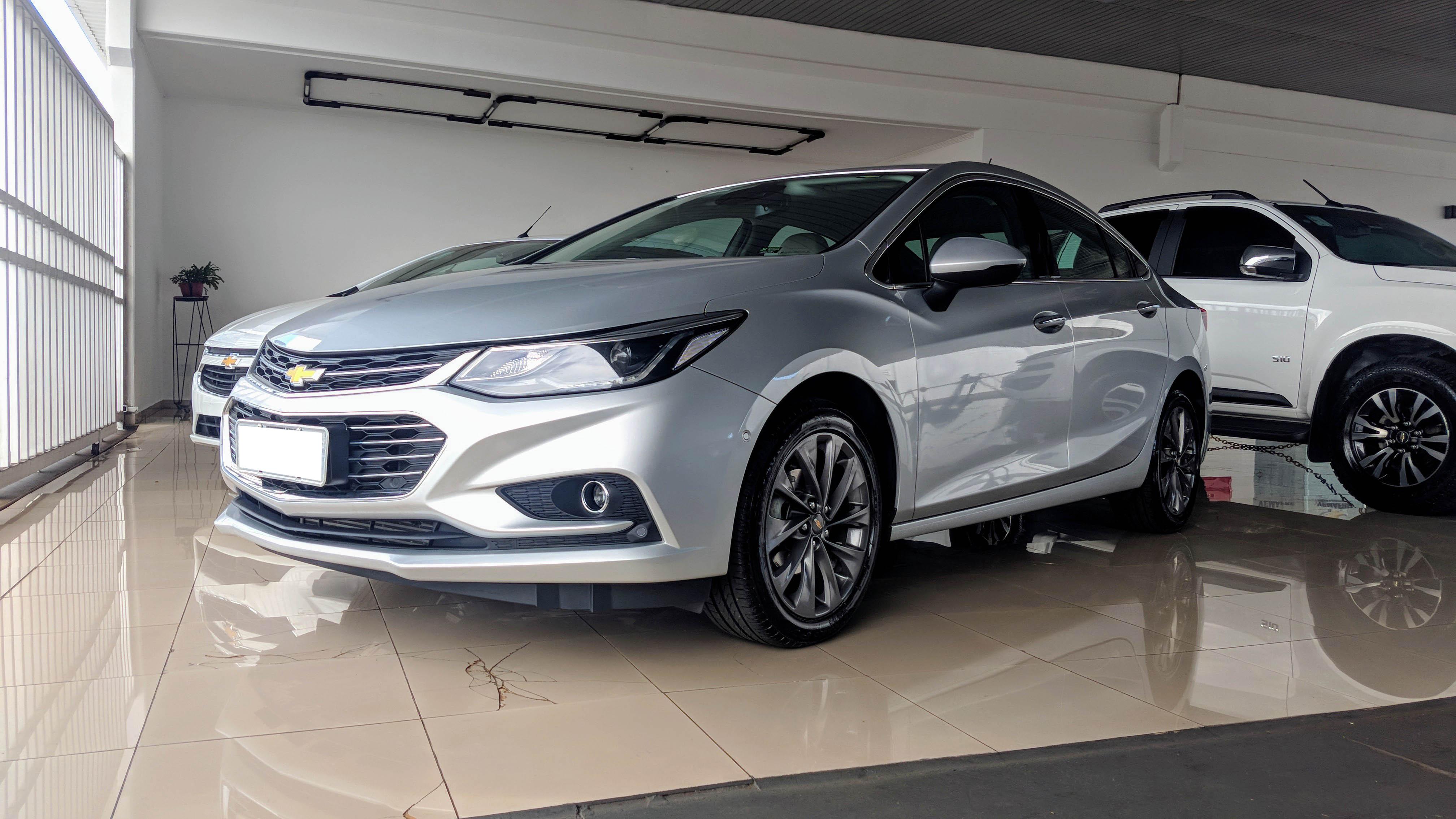 Chevrolet CRUZE LTZ LTZ 1.4 2018