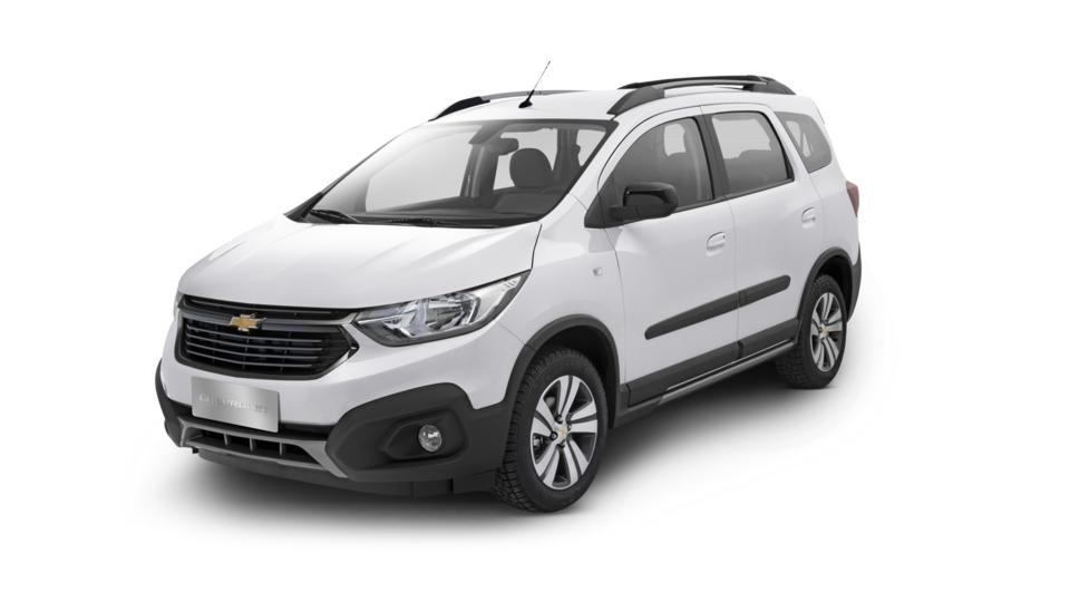 Chevrolet SPIN ACTIV ACTIV 1.8 2019