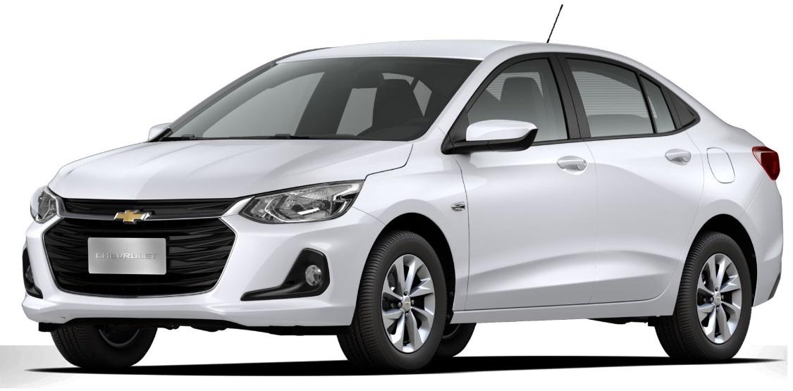 Chevrolet ONIX PLUS LT 3 TURBO LT 3 1.0 2020