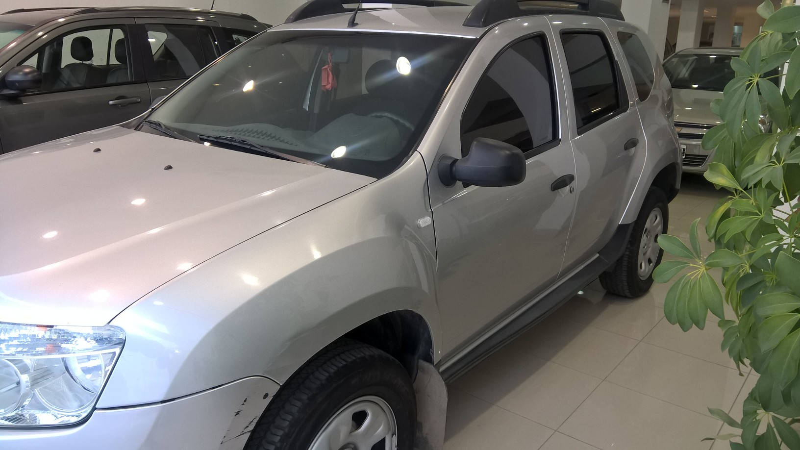 2013 Renault Duster 1,6 16v