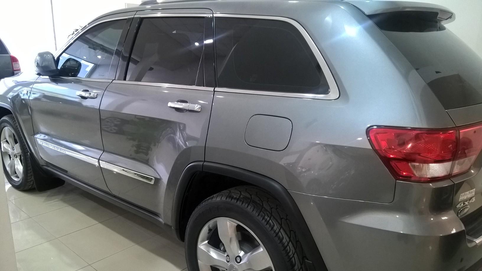 2013 Jeep Grand Cherokee 2,6 V6 Overland