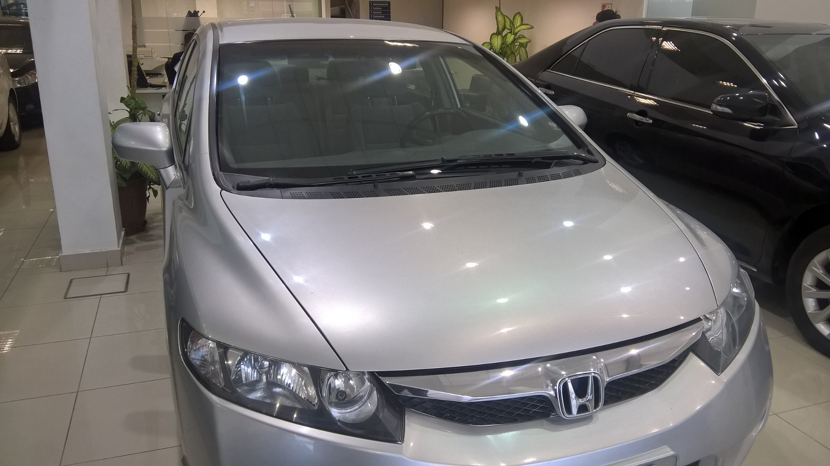 2011 Honda Civic 1,8 16v