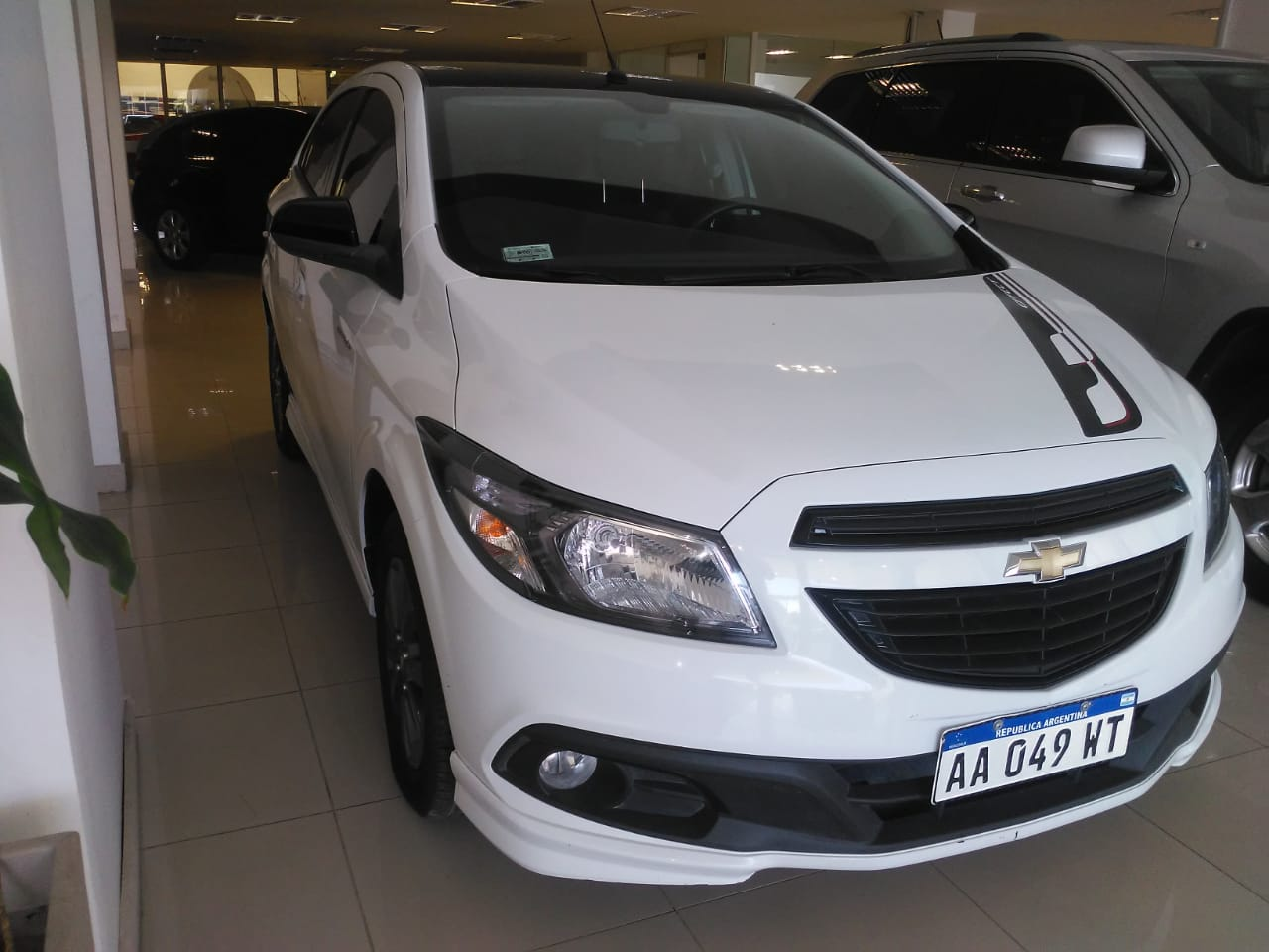2016 CHEVROLET ONIX EFFECT MT 1.4