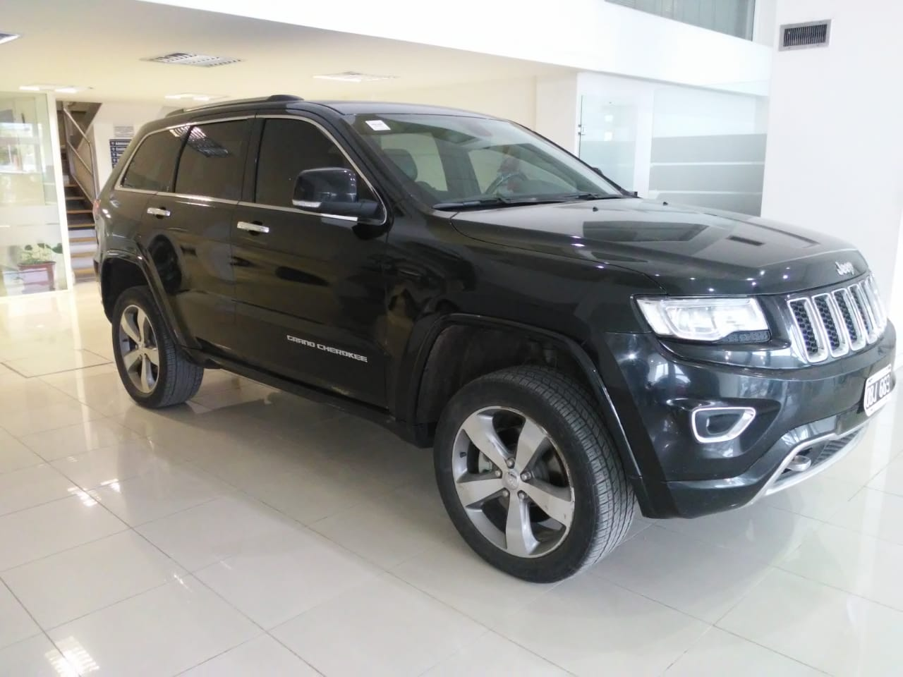 2013 JEEP GRAND CHEROKEE OVERLAND AT 3.6