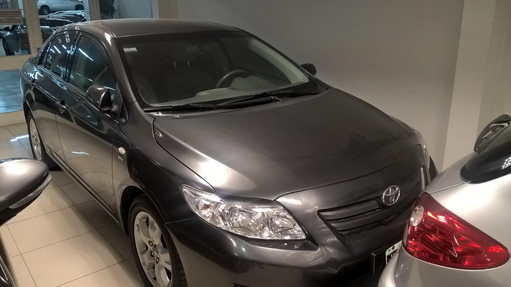 2011 Toyota Corolla 1,8 16v