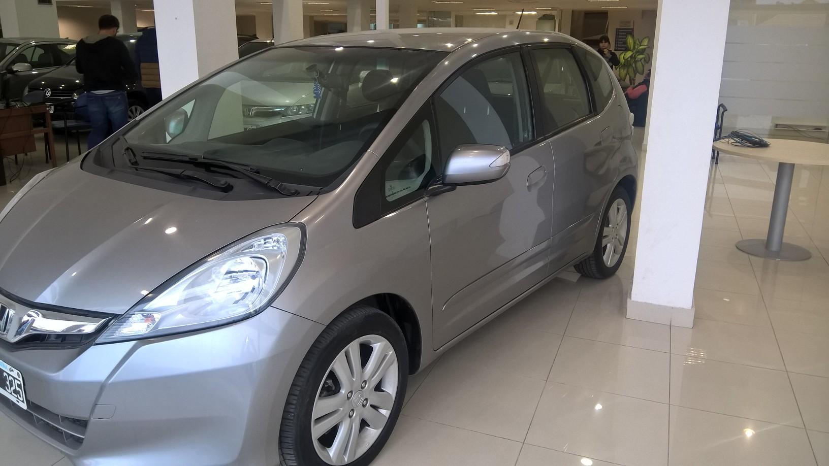 2013 Honda FIT 1,5 EX