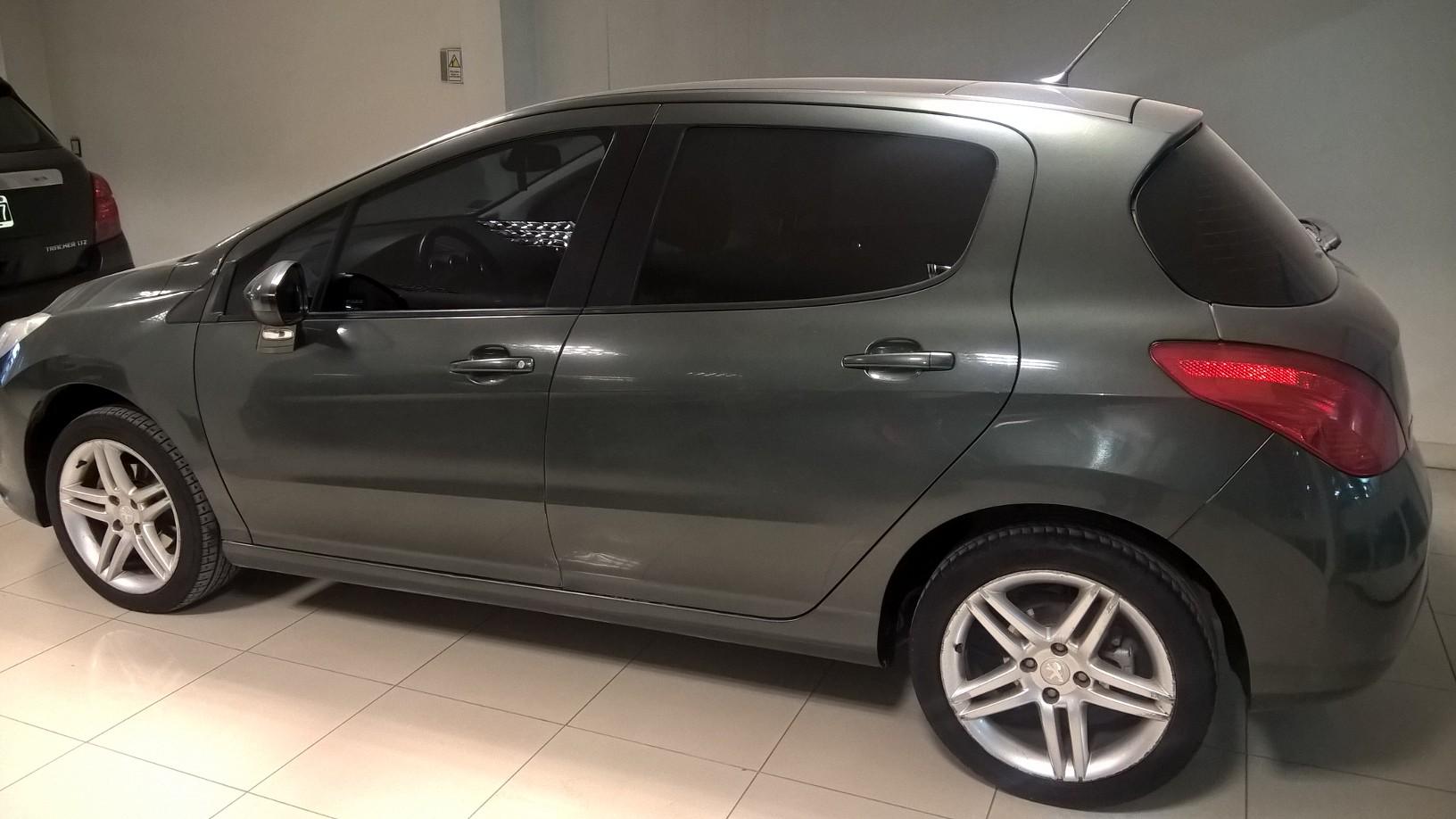2012 Peugeot 308 2,0 16v