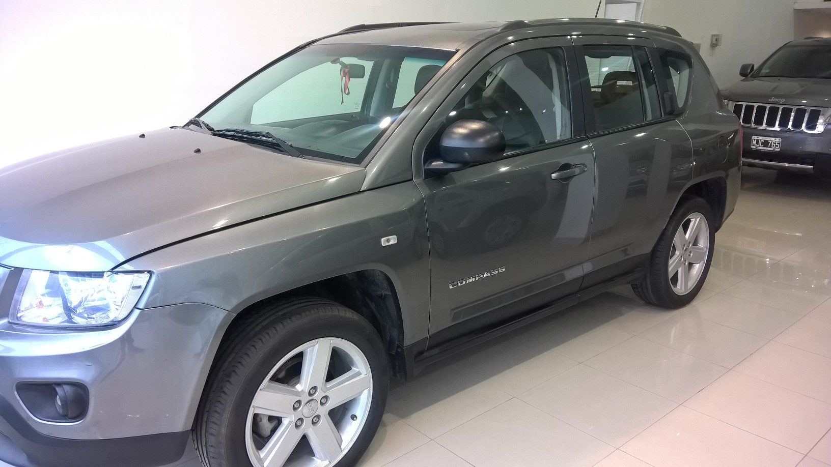 2013 Jeep Compass 2,4 Full
