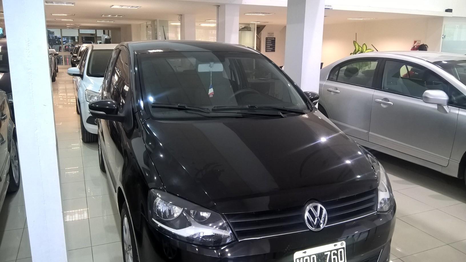 2013 Volkswagen Fox 1,6 8v