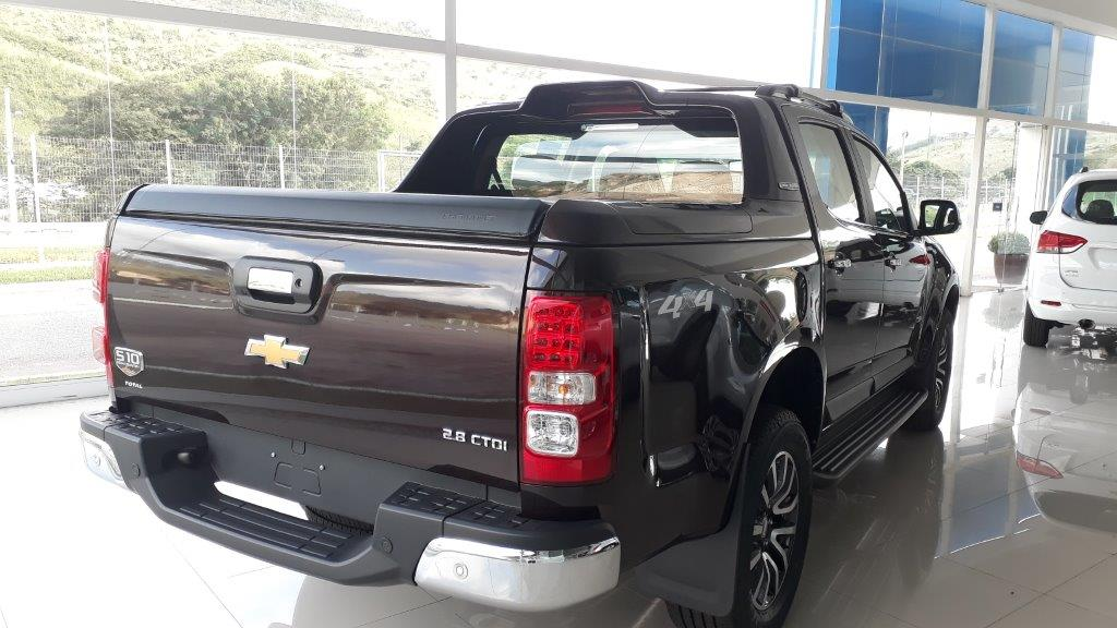 CHEVROLET S10 CAB. DUP. HIGH COUNTRY 2.8 2019