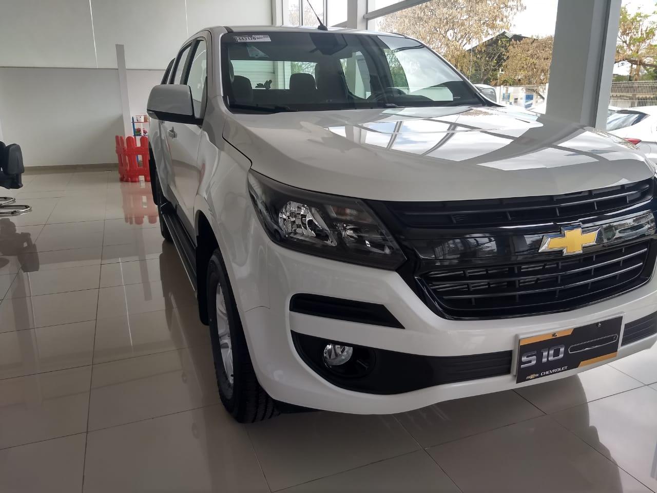 CHEVROLET S10 CAB. DUP. LT 2.8 2019