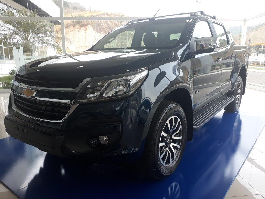 CHEVROLET S10 CAB DUP HIGH COUNTRY 2.8 2019