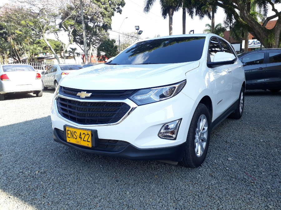 2018 CHEVROLET EQUINOX LS AT PASAJEROS 1.5L TURBO