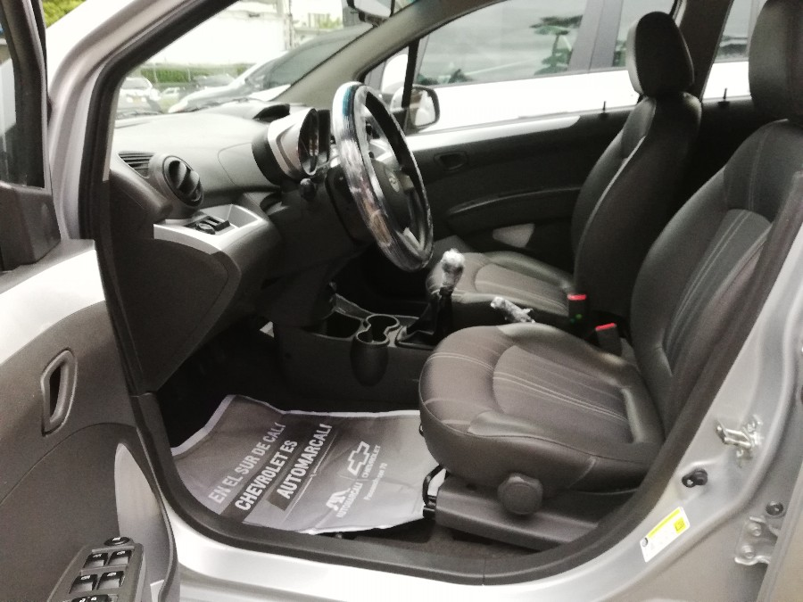 2018 CHEVROLET SPARK GT MT LTZ PASAJEROS 1.2L