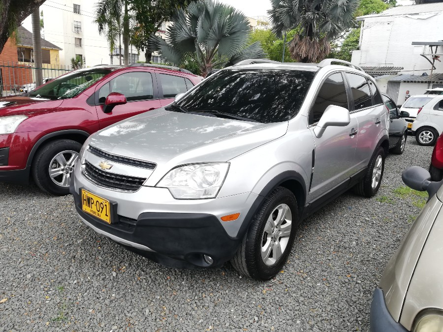 2014 CHEVROLET CAPTIVA SPORT FWD AT PASAJEROS 2.4L