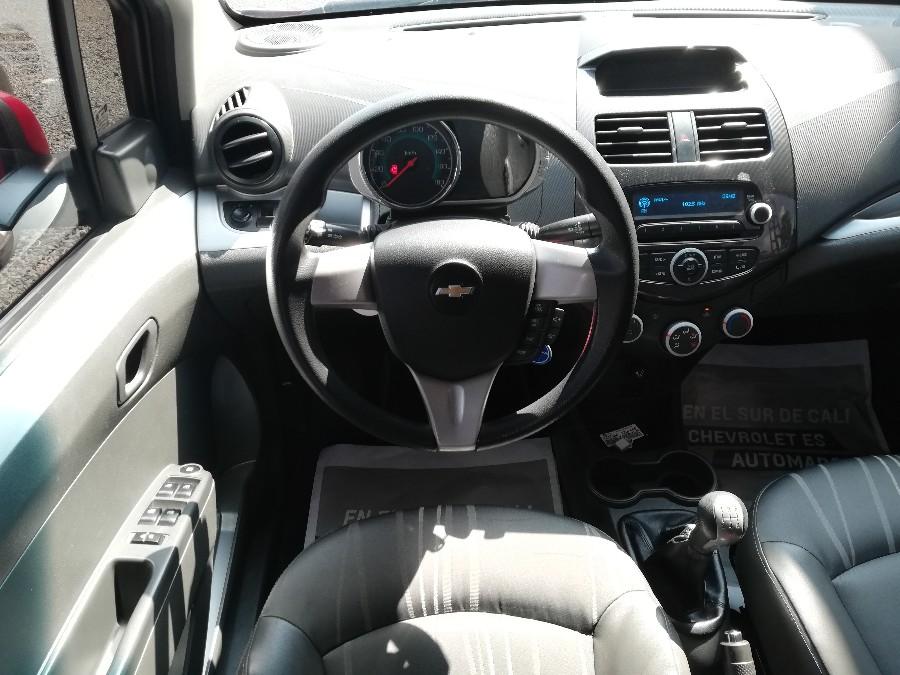 2015 CHEVROLET SPARK GT MT LTZ PASAJEROS 1.2L