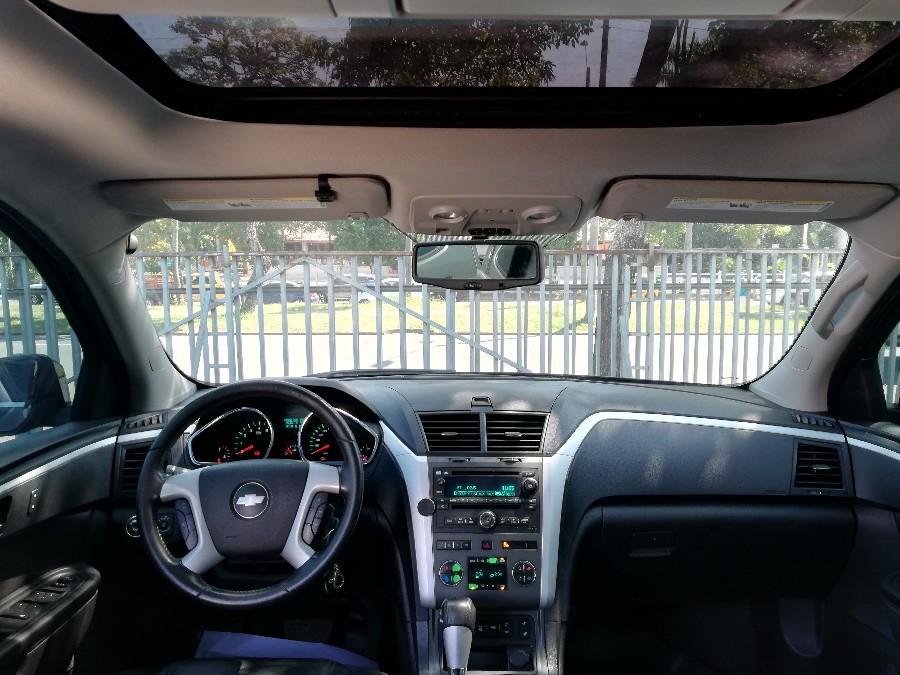 2012 CHEVROLET TRAVERSE LT AWD AT PASAJEROS 3.6L