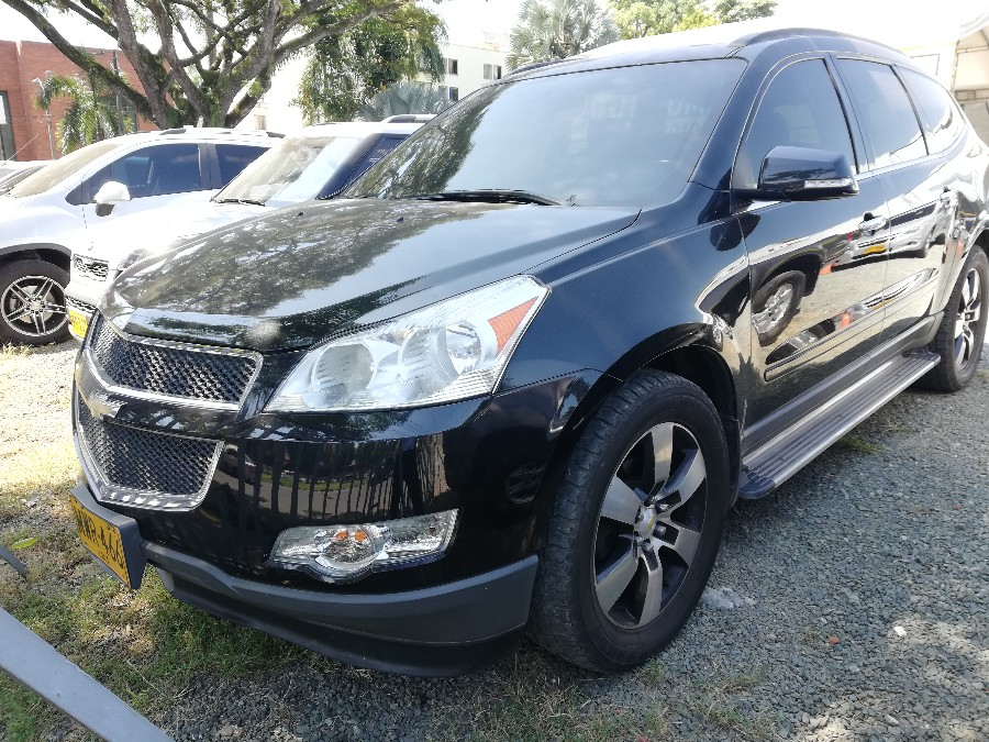 2012 CHEVROLET TRAVERSE LT AWD AT PASAJEROS 3.6L