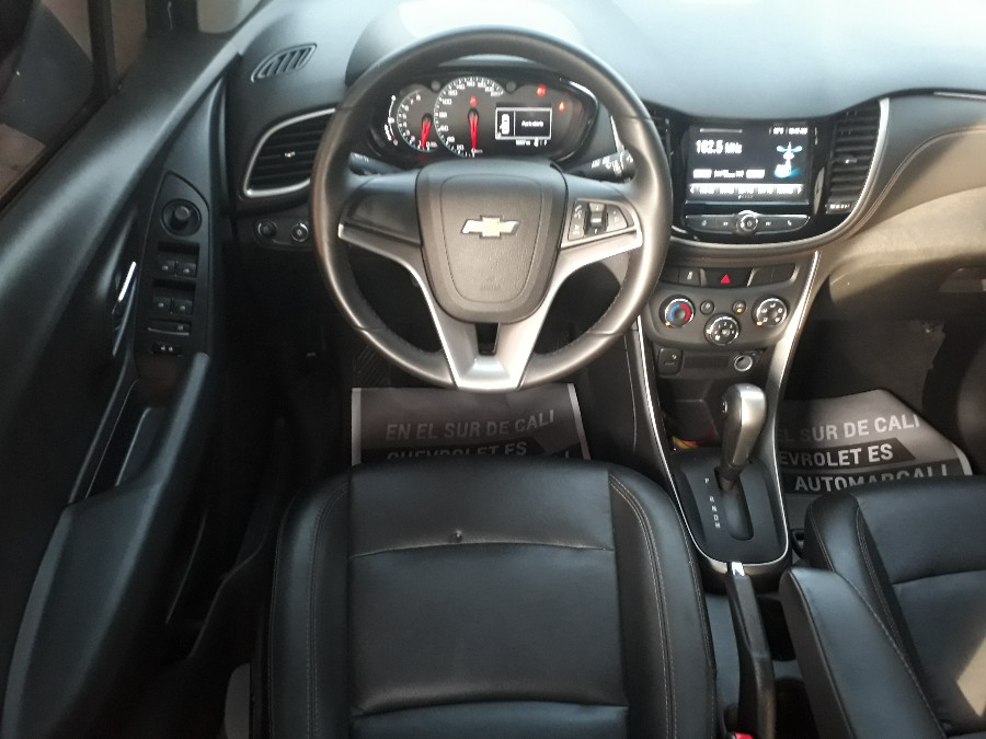 2018 CHEVROLET TRACKER LTZ AT MCM PASAJEROS 1.8L