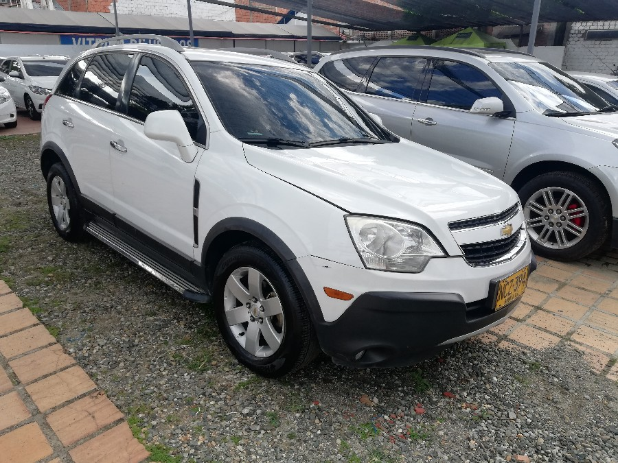 2012 CHEVROLET CAPTIVA SPORT FWD AT PASAJEROS 2.4L