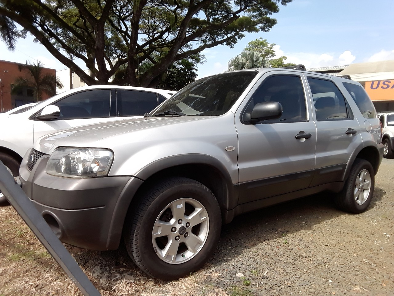 2006 FORD ESCAPE XLT MOTOR 3.0L