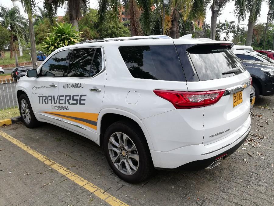 2020 CHEVROLET TRAVERSE PREMIER PASAJEROS 3.6L
