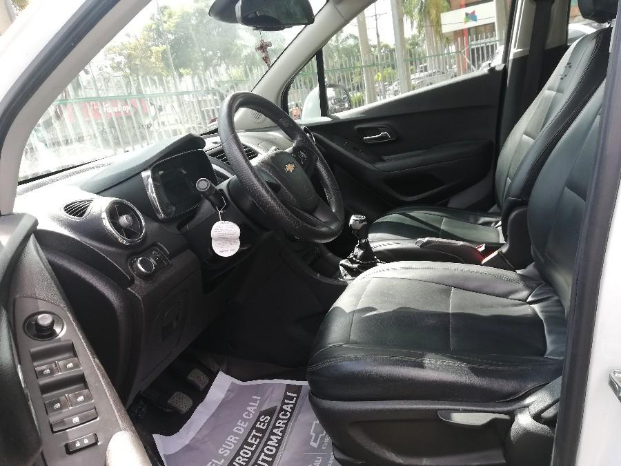 2014 CHEVROLET TRACKER FWD LS MT PASAJEROS 1.8L