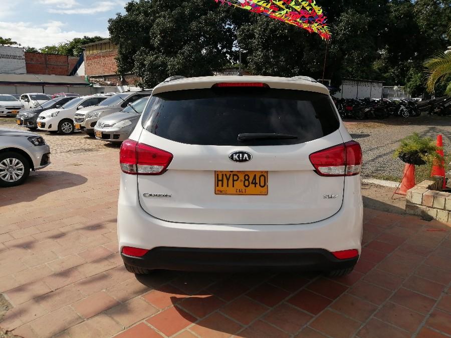 2015 KIA CARENS SUV EX PASAJEROS 2.0L