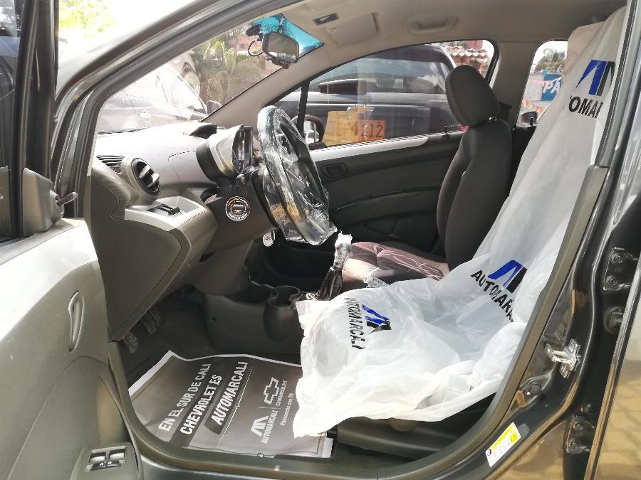 2017 CHEVROLET SPARK GT MT LTZ PASAJEROS 1.2L