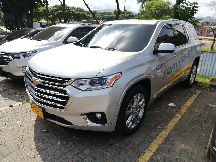 2020 CHEVROLET TRAVERSE HIGHCOUNTRY PASAJEROS 3.6L