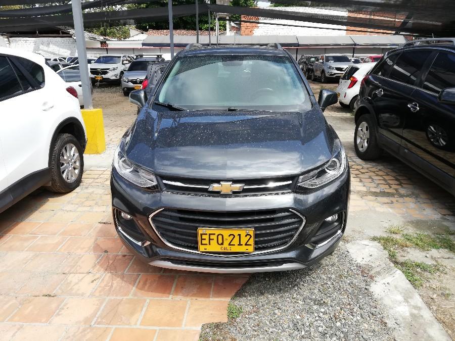2018 CHEVROLET TRACKER LTZ AT MCM PASAJEROS 1.8L