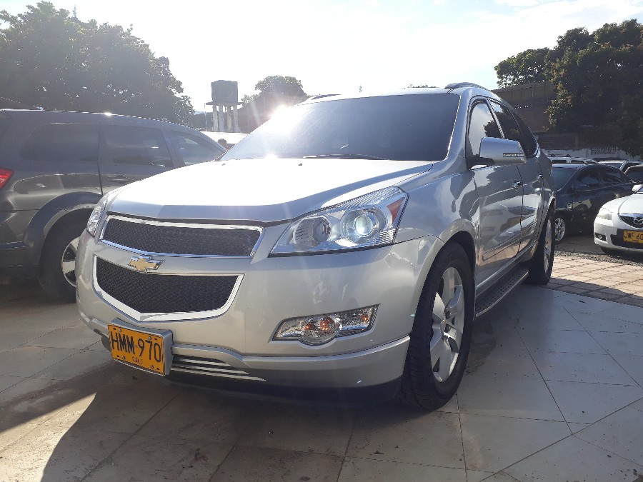 2012 CHEVROLET TRAVERSE 2LT AWD AT PASAJEROS 3.6L